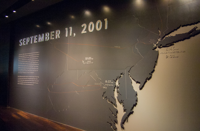 Museo del 11S en Nueva York