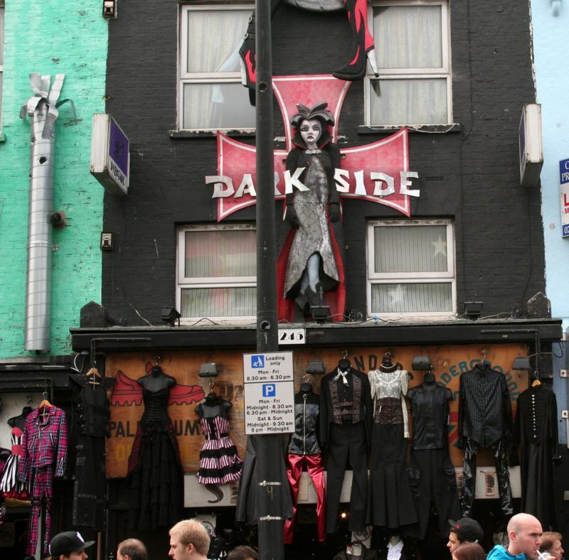 Camden Town en Londres 1