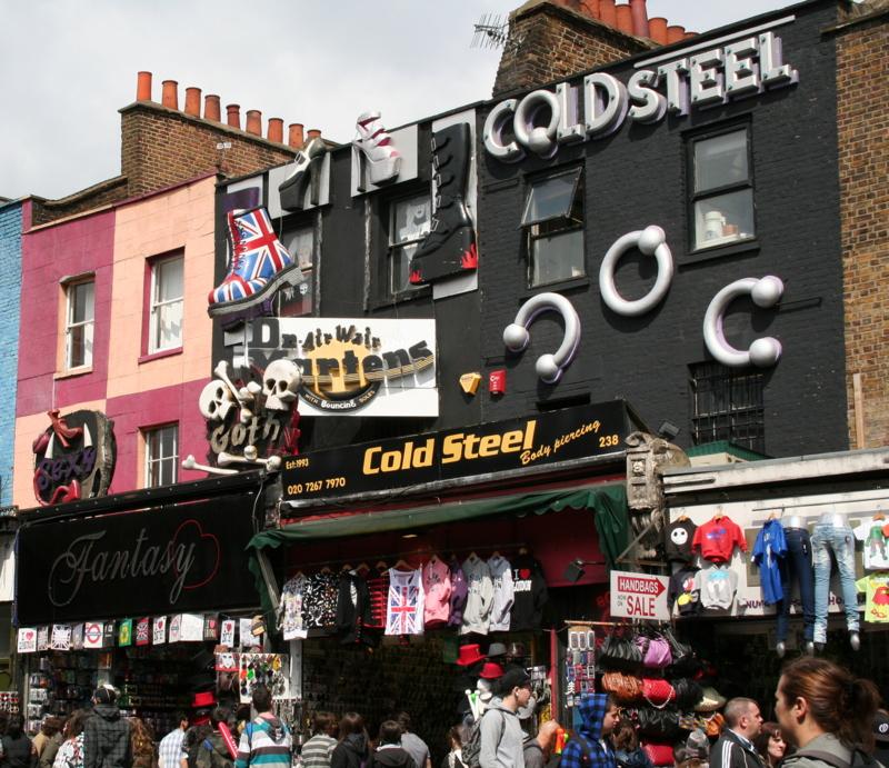 Camden Town en Londres 2
