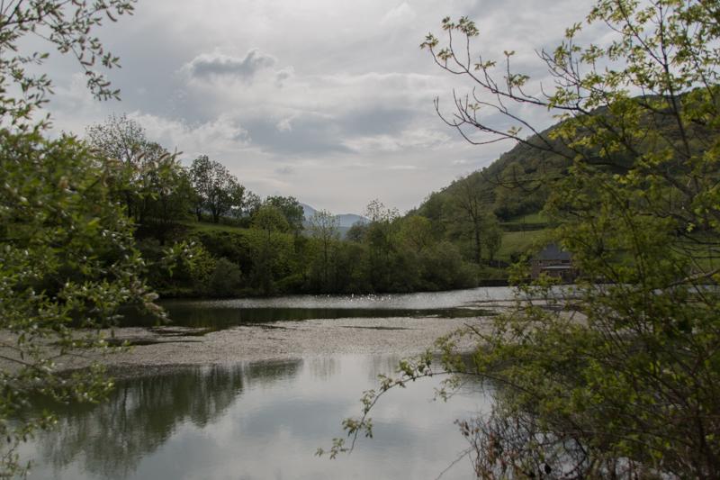 Valle del Lago en el Parque Natural de Somiedo