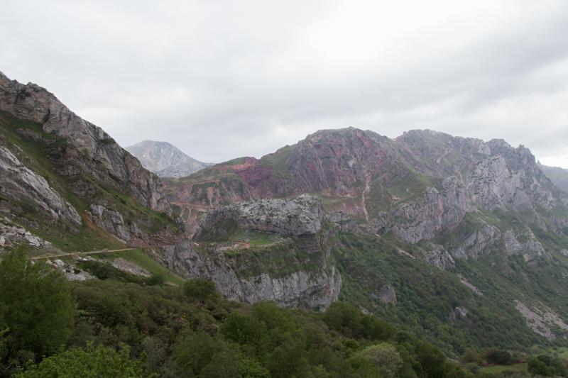 vistas desde el Alto de la Farrapona 1
