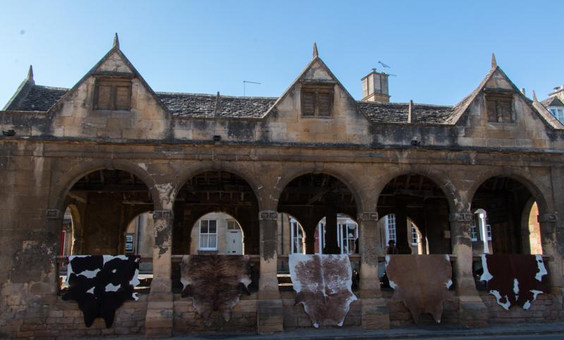 Market Hall de Chipping Campden