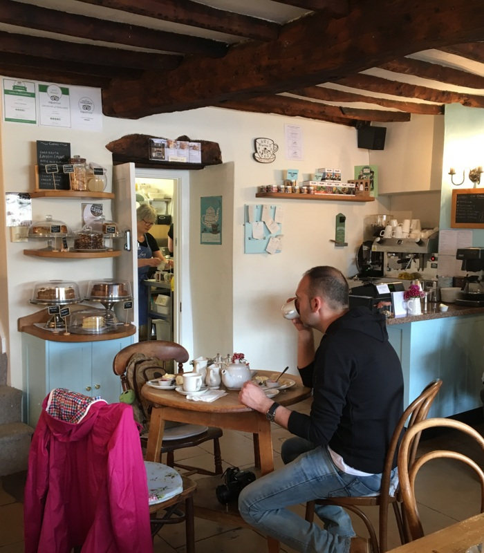 Lucy's Tea Room en Stow-on-the-Wold 4
