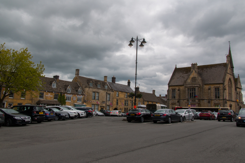 Market Square en Stow-on-the-Wold