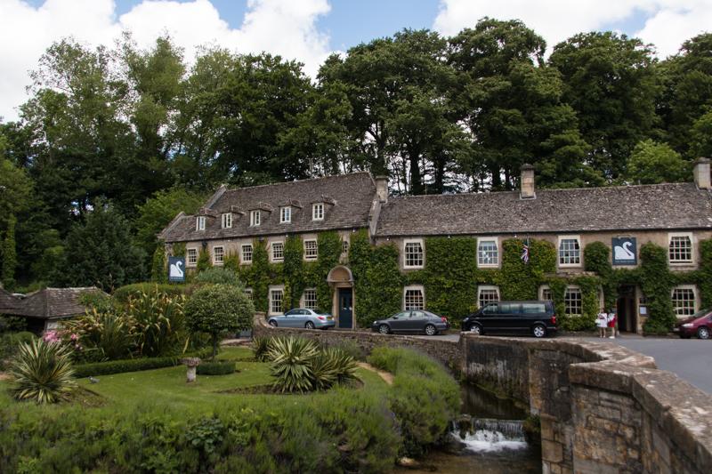 The Swan Hotel en Bibury