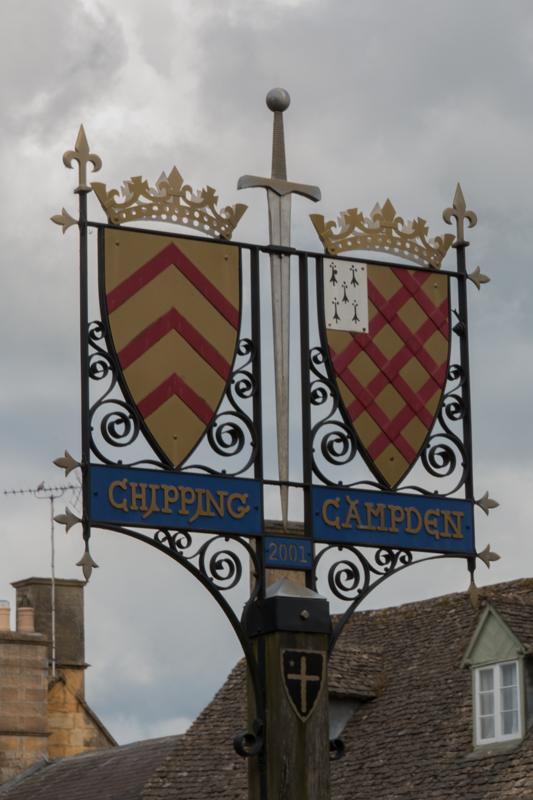 escudo de Chipping Campden