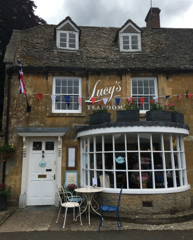 Lucy's Tea Room en Stow-on-the-Wold 1