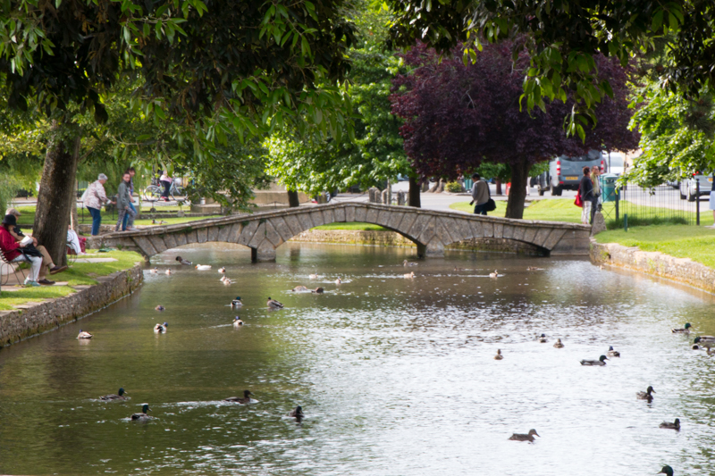puente en Bourton-on-the-Water 2