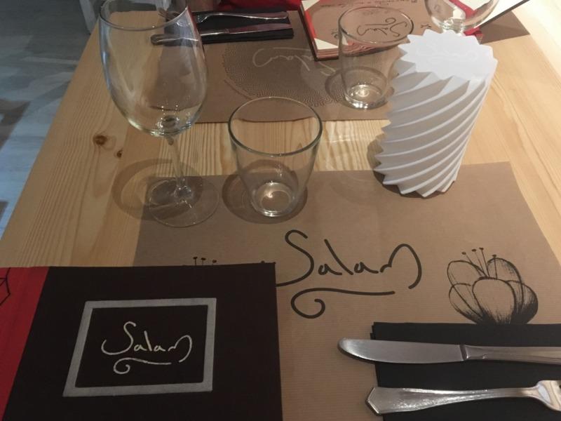 restaurante Salam en Salamanca