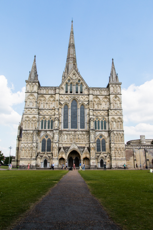Catedral de Salisbury 1