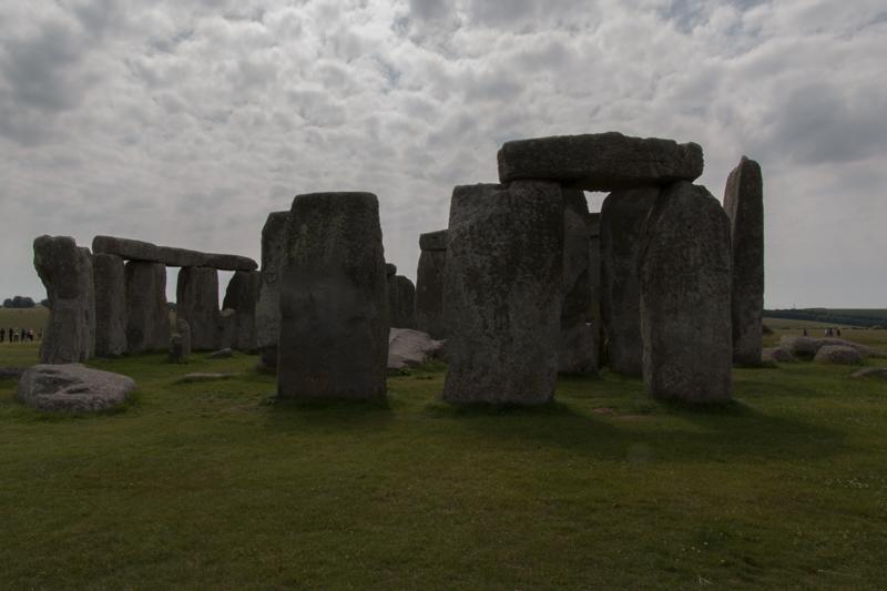 Círculo de Piedras de Stonehenge 3