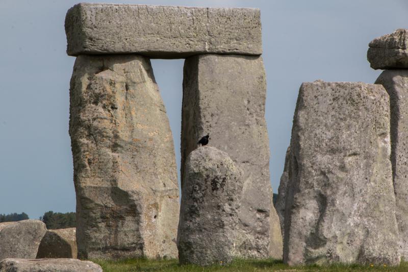 Círculo de Piedras de Stonehenge 4