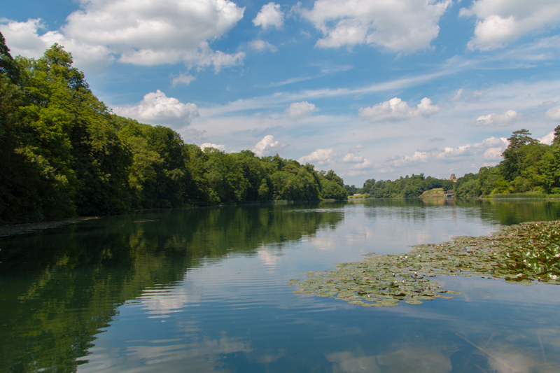 Great Lake en Blenheim Palace