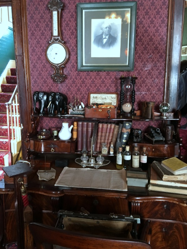 Museo Sherlock Holmes 2