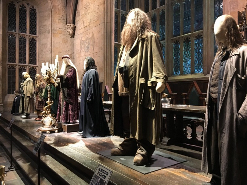 Profesores de Hogwarts HP