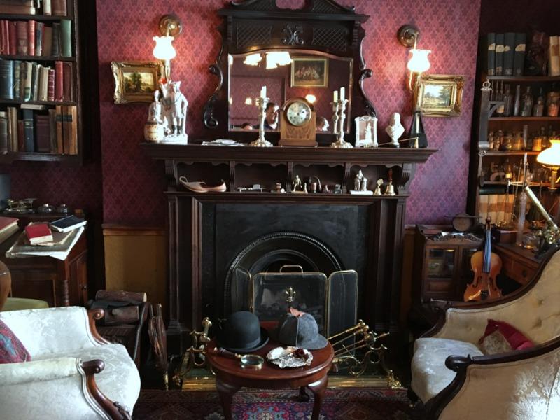 despacho de Sherlock Holmes
