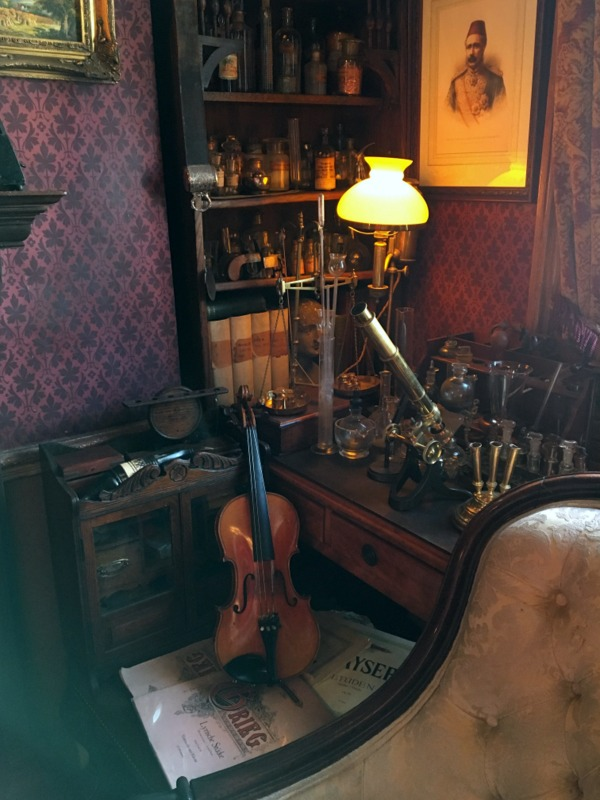 Museo Sherlock Holmes 1