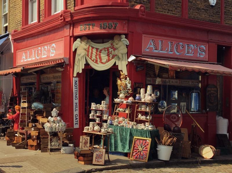 Alice's Portobello 1