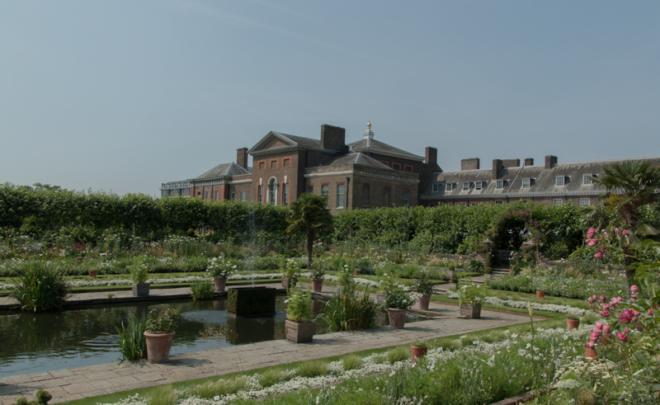 Kensington Palace y el White Garden 1