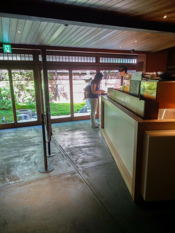 Starbucks en Higashiyama 2