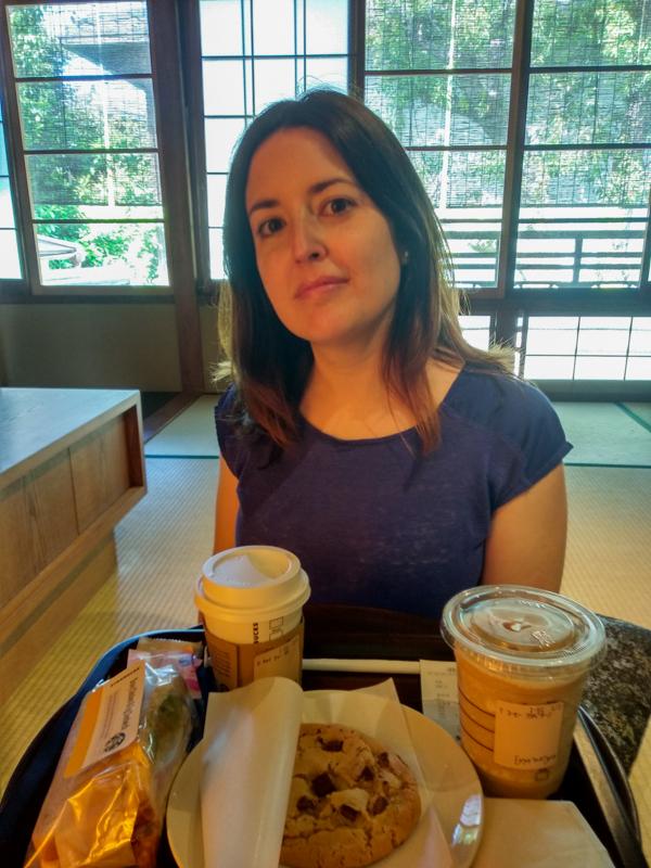 Starbucks en Higashiyama 4