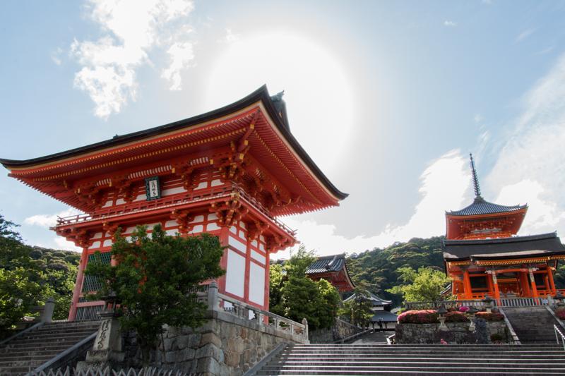 Templo Kiyiomizudera 1