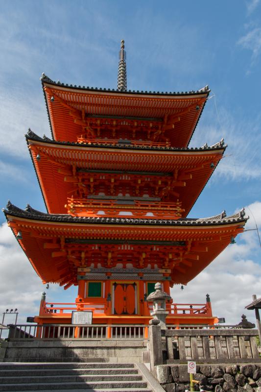 Templo Kiyiomizudera 2