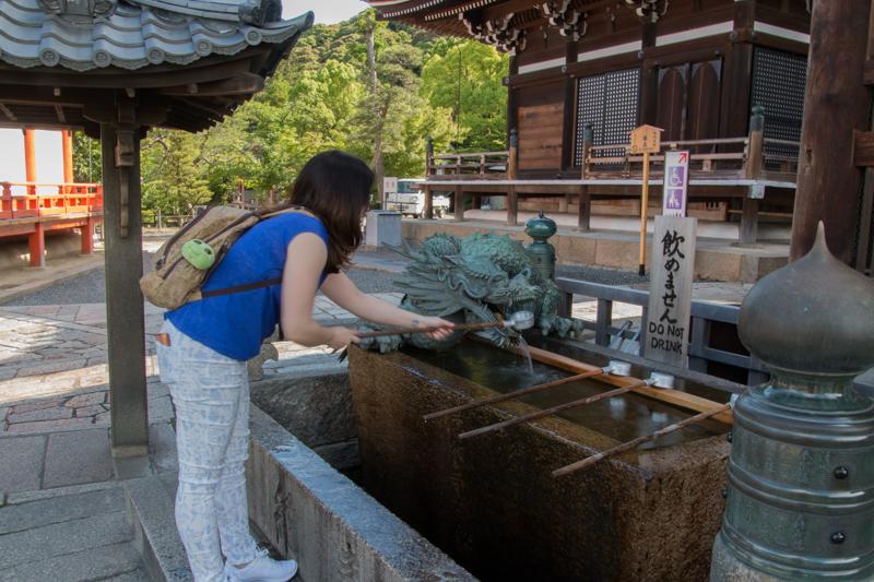 Templo Kiyiomizudera 3