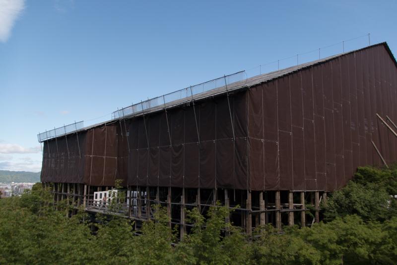 Templo Kiyiomizudera 6