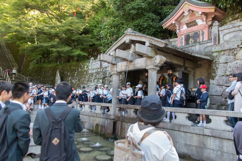Templo Kiyiomizudera 8
