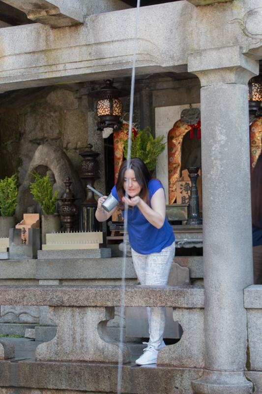 Templo Kiyiomizudera 9