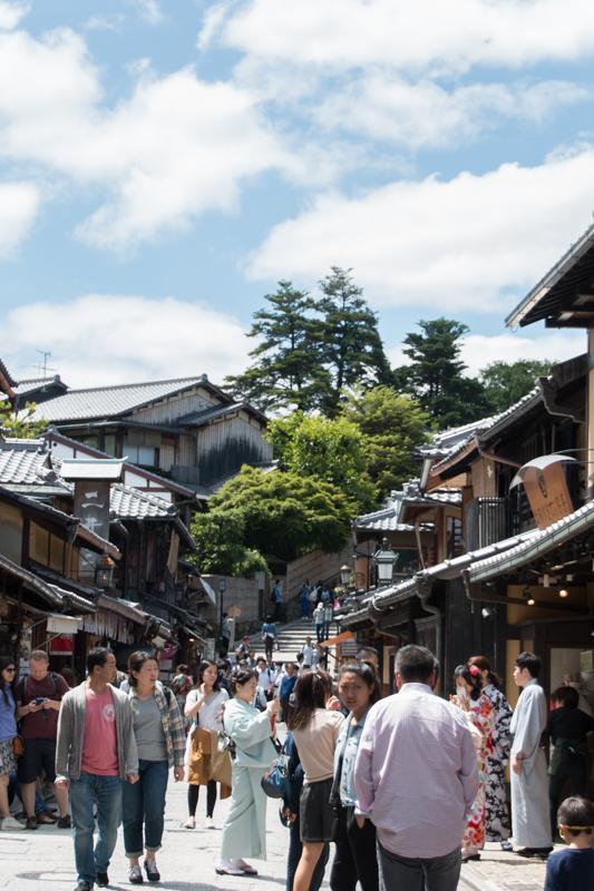 calles de Higashiyama 1