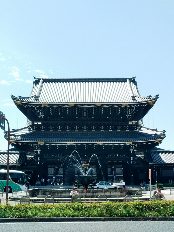 Higashi Hongan-ji 1