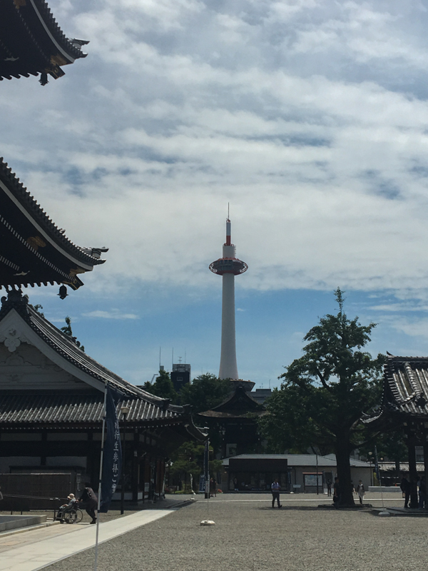Higashi Hongan-ji 4
