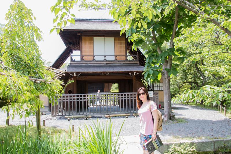 Jardín Shosei-en 4