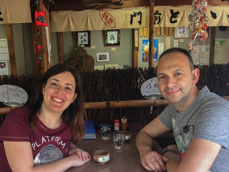 restaurante Kokedera