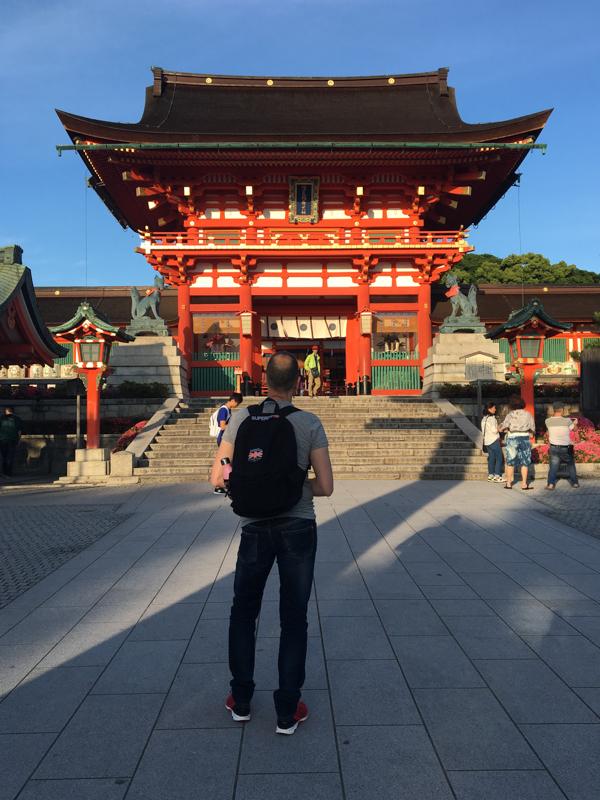 entrada Fushimi Inari 2