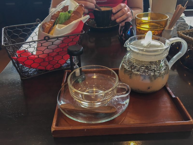 desayuno Koyasan