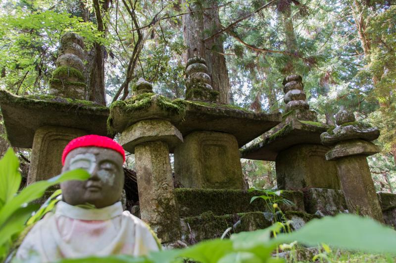 Cementerio Okunoin 5