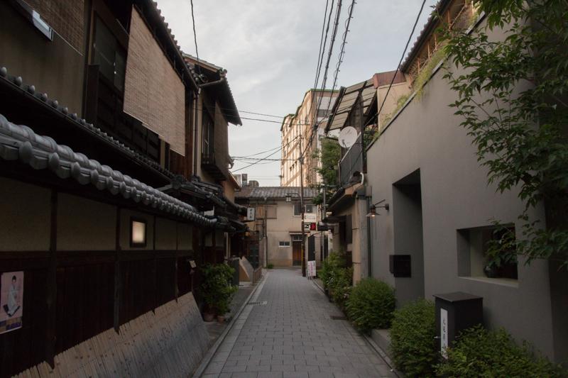 callejuela de Gion