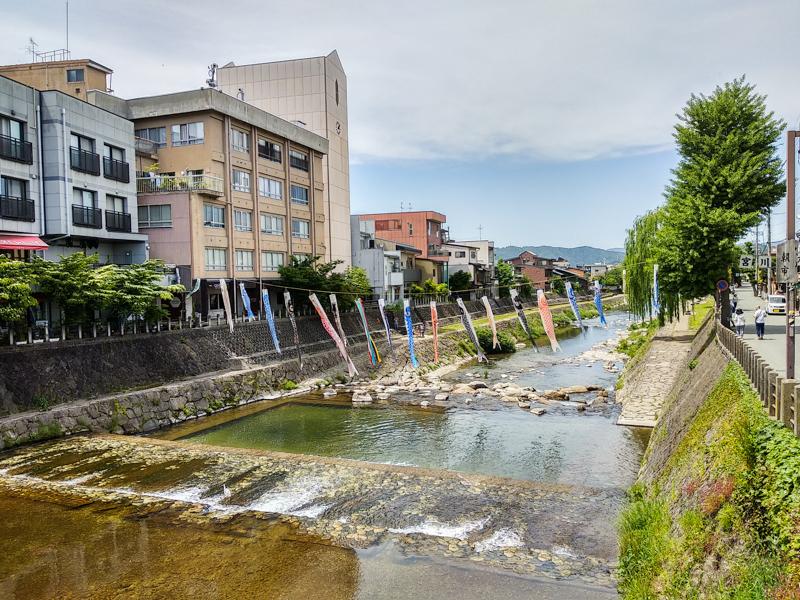 río de Takayama