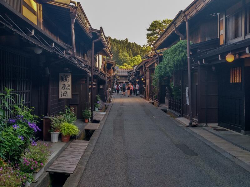 calle de Takayama 3