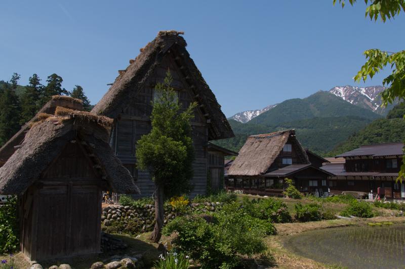 Casa Kanda en Shirakawago 1