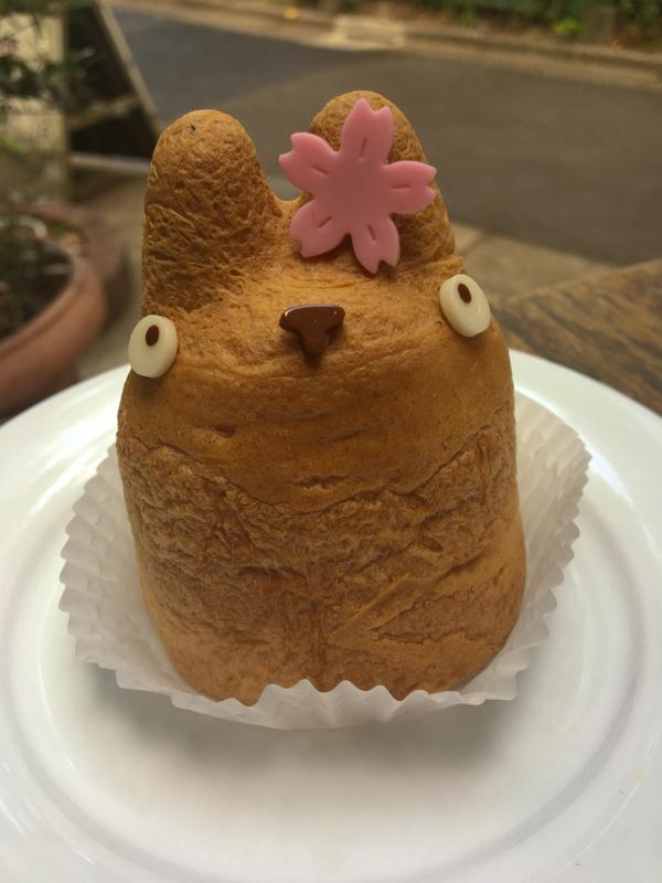 pastelito Totoro 2