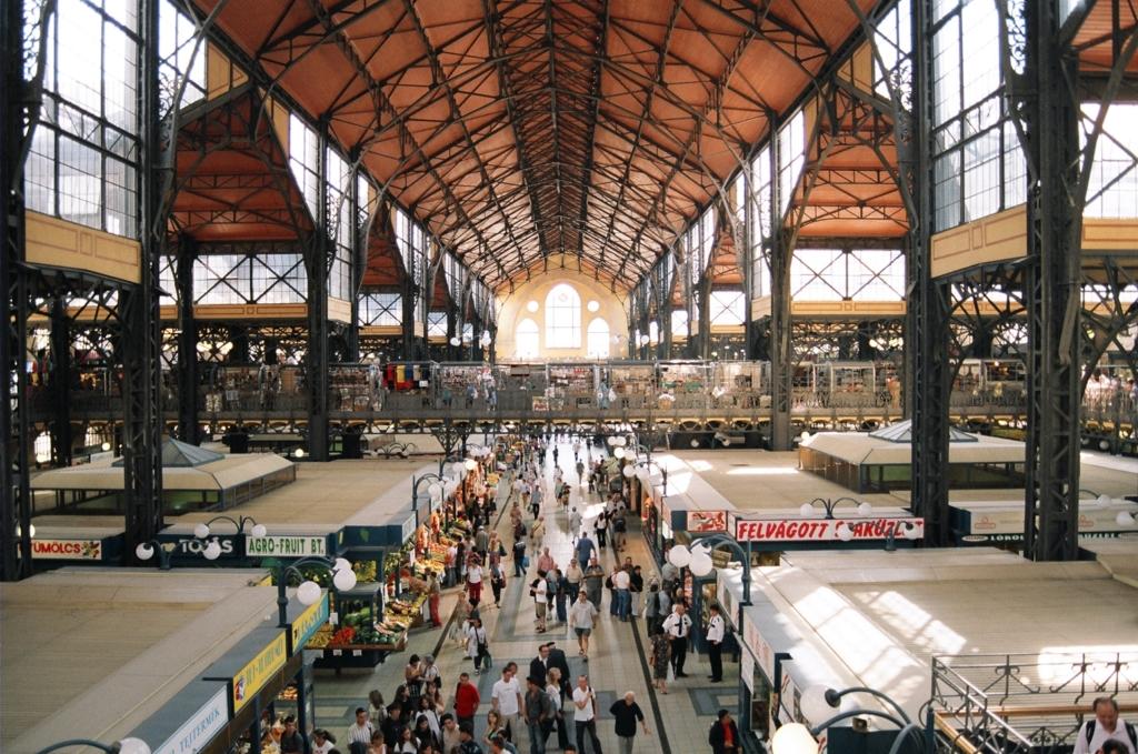 Mercado de Budapest 2