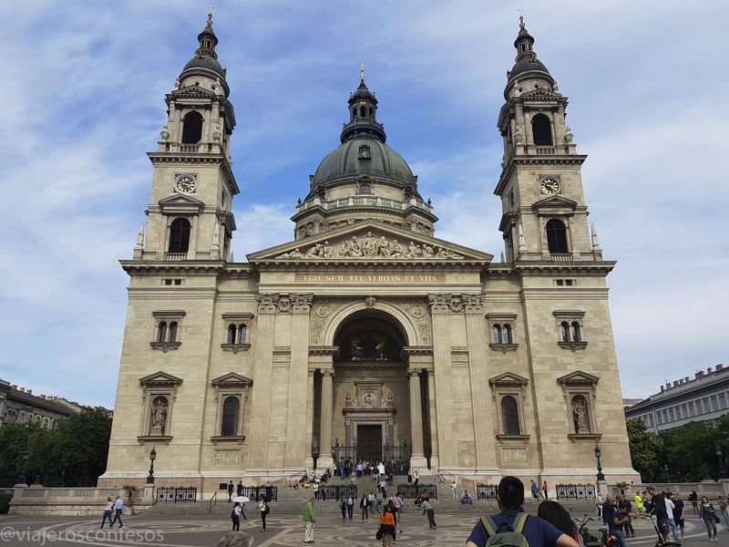 Basílica de San Esteban Budapest