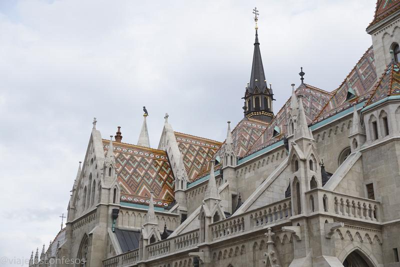 Iglesia de Matías Budapest 2