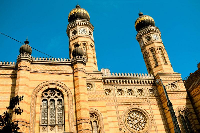 Sinagoga de Budapest 1
