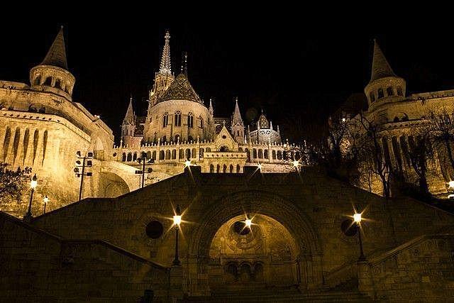 Bastion de los Pescadores Budapest 2