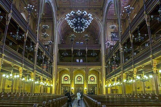 Sinagoga de Budapest 2